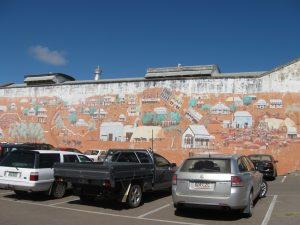 Mural - Charters Towers